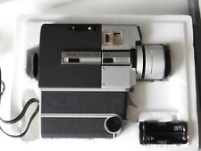 CINEPRESA Camera SUPER 8 SANKYO cm300 + faro