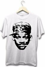 The Fresh Prince Of Bel Air Funny 90's Party Sitcom Will Hip Hop Stencil T-Shirt
