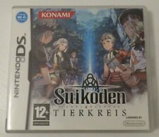 Suikoden Tierkreis - Strategy RPG - Nintendo DS / 3DS
