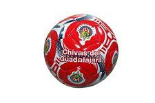 Chivas De Guadalajara Authentic Official Licensed Soccer Ball size 2 -02-1