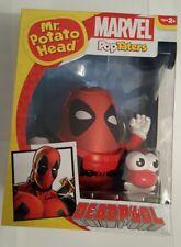 NEW Deadpool Mr. Potato Head Marvel PopTaters San Diego Comic Con 2014 Exclusive