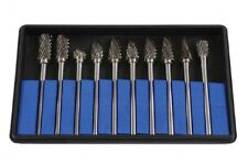 Q3 Toolsaver! Laser Tools 6989 Tungsten Carbide Burr Set 10Pc