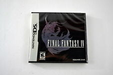 Final Fantasy IV (Nintendo DS, 2008) Brand New & Factory Sealed!
