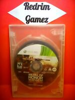 Medal Of Honor Warfighter XBOX 360 Video Games