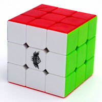 Pro 3x3x3 Magic Cube Stickerless Smooth Speed 3x3 Puzzle Rubic Twisty Toys Gifts