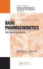 Pharmacy Education: Basic Pharmacokinetics 2D (2012, Hardcover, Revised)