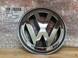 VW Phaeton (2002-2009) VW Golf R32 (2006-2009) Front Grille Badge 3D7 853 600MQH