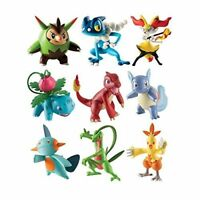 Pokemon Battle Pose Figures (Pack of 3), Assorted