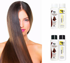 Brazilian Keratin Treatment Straightening Hair Professional Chocolate Blowout