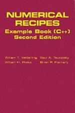 Numerical Recipes Example Book (C++): The Art of Scientific Computing, Flannery,