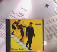 MADNESS - SUGGS - CD - THE LONE RANGER + 2 PRESS SHEETS - SKA TWO 2 TONE STIFF