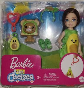 Barbie club chelsea doll with Pet and accessories. NEW SHIPPED USPS FIRST CLASS
