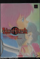JAPAN Namco Official Guide Book Tales of Eternia