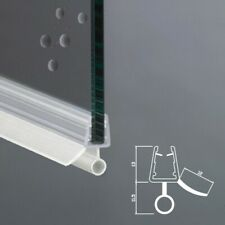 Guarnizione box doccia mt. 2 ricambio per vetro spessore 6 mm trasparente CQ