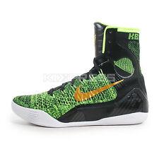 Nike Kobe IX Elite XDR [641714-077] Basketball Black/Metallic Gold-Volt-Grey