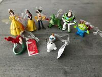 Disney Princess, Toy Story & Olaf Baubles Christmas Tree Decorations