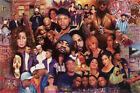 Legends Of Rap & Hip Hop Poster (36x24)