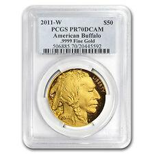 2011-W 1 oz Proof Gold Buffalo PR-70 PCGS - SKU #69126