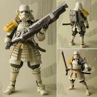 18 cm Star Wars Samurai Teppo Ashigaru Sandtrooper action figure model toy gift
