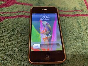 RARE FIND Apple iPhone A1203 2G 1st Gen 8GB Unlocked Original iOS iPhone OS 1.0
