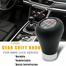 5 SPEED Gear Shifter  Knob For BMW 3 5 6 Series E30 E34 E36 E38 E39 E46 E60 E90