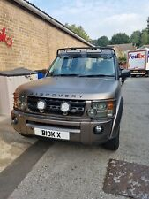 land rover discovery 3 hse automatic diesel - Spares or Repair