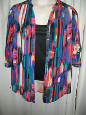 LOVELY WOMEN'S 2 PIECE TOP...approx. size 14...gorgeous....NEW