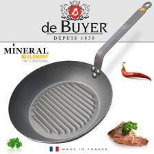 Acheteur - Ronde Poêle à griller 32 cm - Minérale B élement