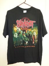Vintage Slipknot - All of our Endings Are Waiting To Begin Mens XL T-Shirt