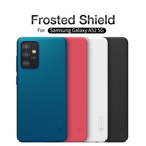 Nillkin For Samsung Galaxy A12 A32 A42 A52 A72 5G Case Frosted Shield Back Cover