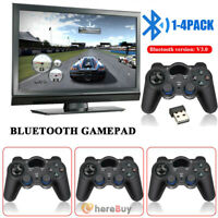 Wireless 2.4G Controller Gamepad Joystick For PS3/Smart Phone Tablet PC TV BOX