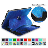 For iPad 9.7 6th Gen 2018 / 5th Gen 2017 Multi-Angle Rotating Case Cover Stand