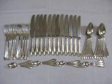 Wellner Mozart Silberbesteck kmpl. 12 Personen 48 Teile Silber 90er