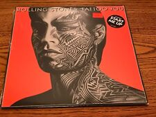 ROLLING STONES TATTOO YOU ORIGINAL FIRST PRESS LP STILL SEALED WITH HYPE STICKER
