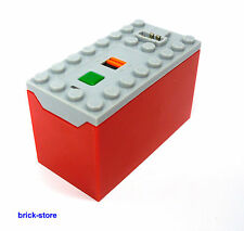 LEGO® Eisenbahn Power Functions Batteriebox in rot