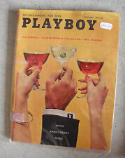 December 1959 Playboy Magazine LOOK