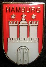 Hamburg - German Hat Lapel Pin HP6035