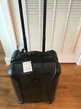 TUMI VAPOR LITE INTERNATIONAL Carry-On HARD Case - Carbon Spinner - $495 -  NEW