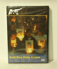 A&E Anti-Gay Hate Crimes (DVD, 2008) NEW & AUTHENTIC