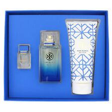 Tory Burch Bel Azur 3 Piece Gift Set New In Box