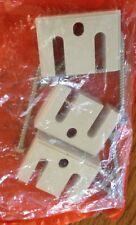 "(3) 1/2"" SPACER BLOCK BRACKETS FOR HUNTER DOUGLAS 3/8, 3/4 DUETTE & SILHOUETTES"