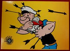 "POPEYE - Card #52 - FLEISCHER STUDIOS ""I YAM WHAT I YAM"""