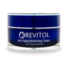 Revitol Anti-Aging Skin Cream Moisturizer with Phytoceramides Moisturizing 2 OZ