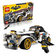 Superhero Movie Batman Arctic war Penguin Vintage car  #07047 Fit lego 305PCS