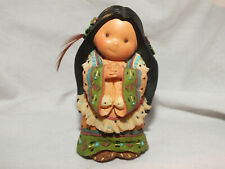 """Friends of the Feather - """"Share A Warm Smile"""" figurine"""