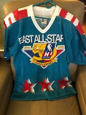 "IHL EAST ALL STAR Jersey STEVE MALTAIS Signed ""to Matt Best Wishes"" Size48 Bauer"