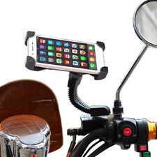 Universal Adjustable Cycling Bike Motorbike Motorcycle Mount Phone Holder Stand