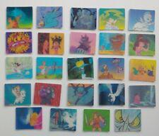 Disney Hercules Lenticular Motion 24 Card Set McDonald's Animation Movie