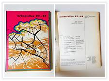 Rivista urbanistica 63-64 1976 Architettura Area torinese Giovanni Astengo