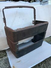 ford new holland 40 series tractor 4 cylinder front nose cone